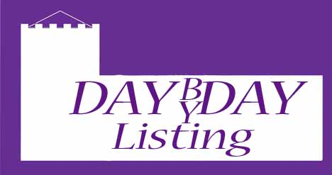 Click here to access a day-by-day listing of Festival Events