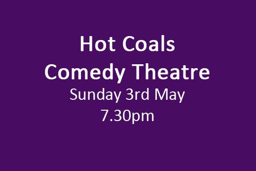 Hot Coals Comedy Theatre Dorchester Festival