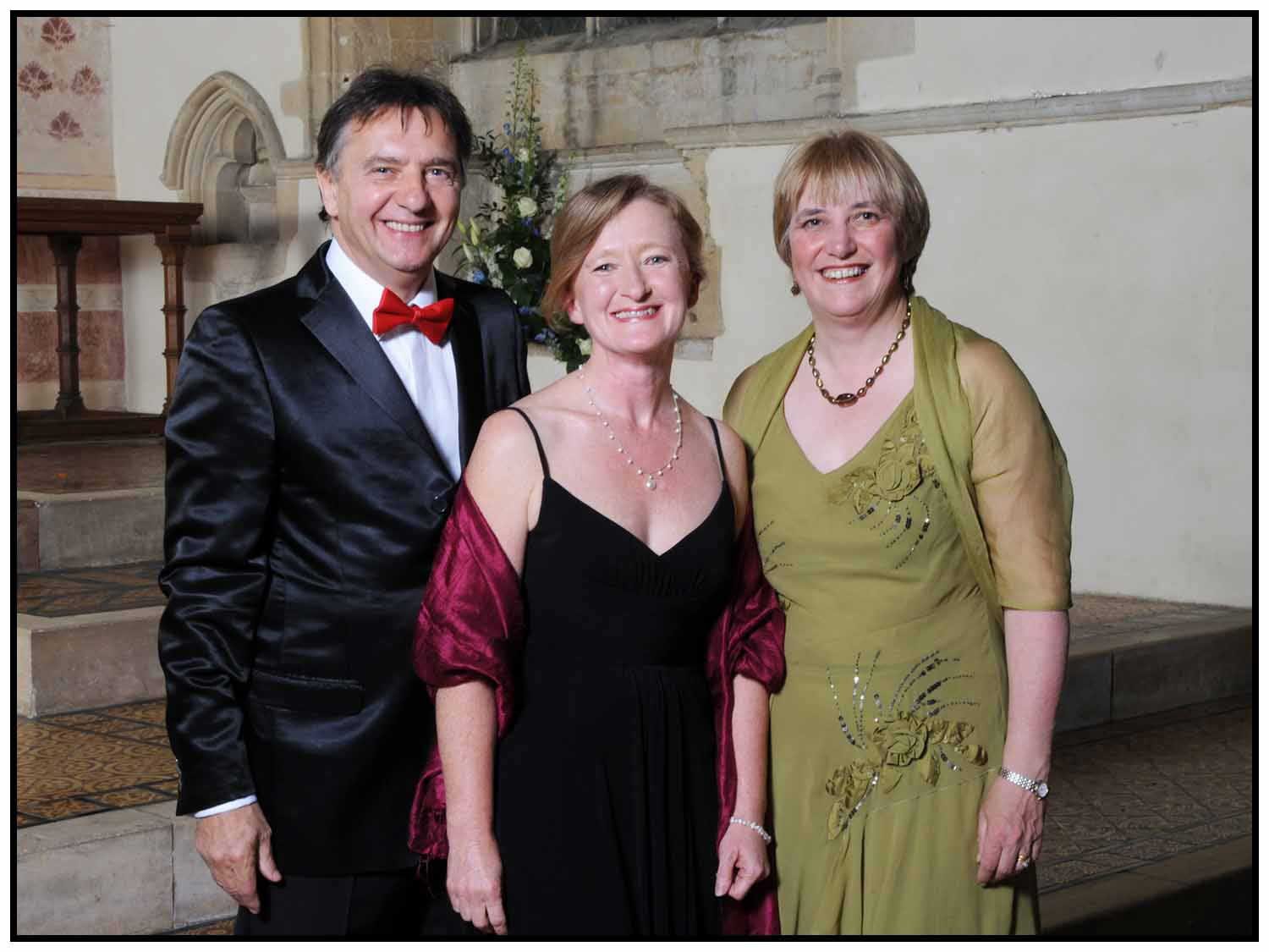 Raymond Blanc attends the 2009 ball