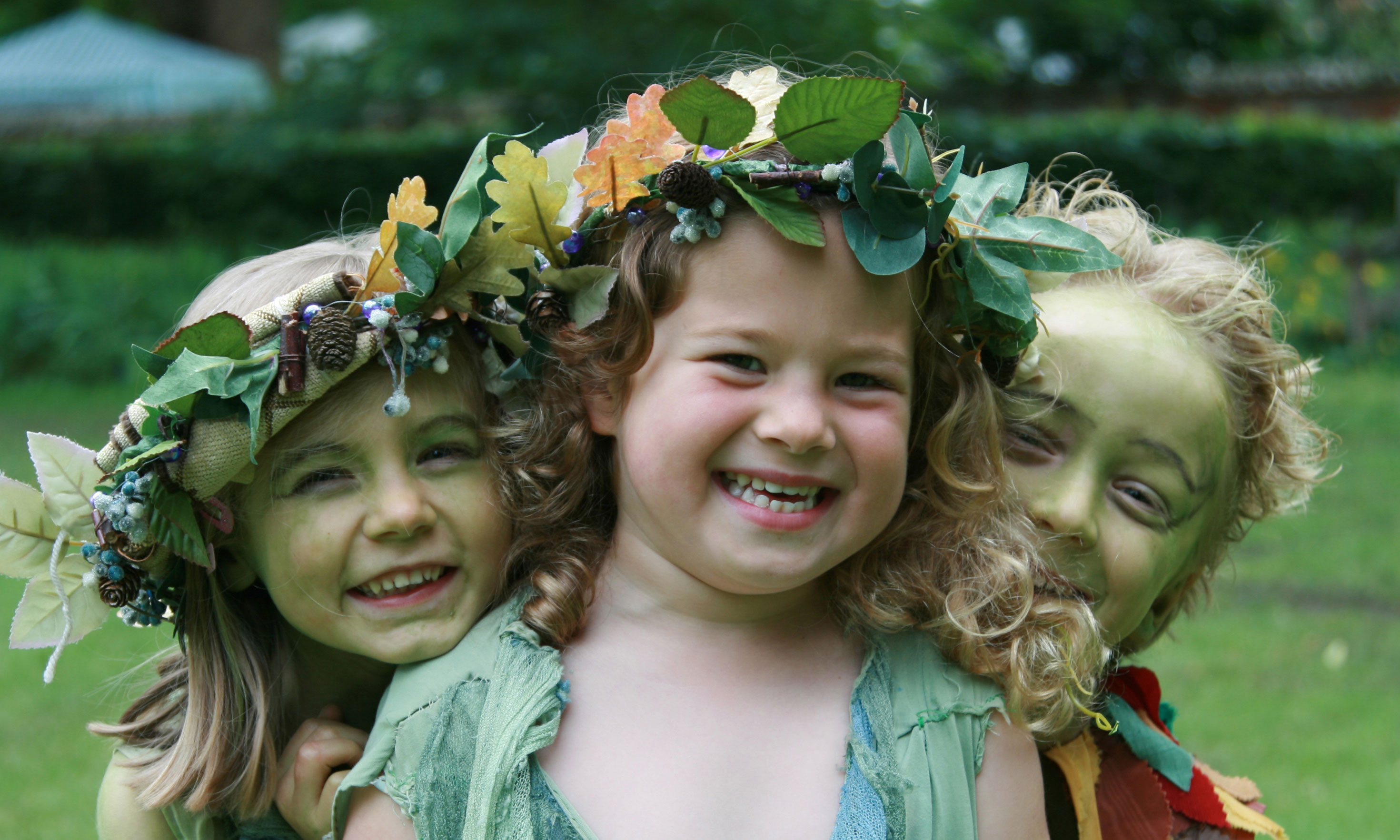 The 2007 Festival production of A Midsummer Night's Dream