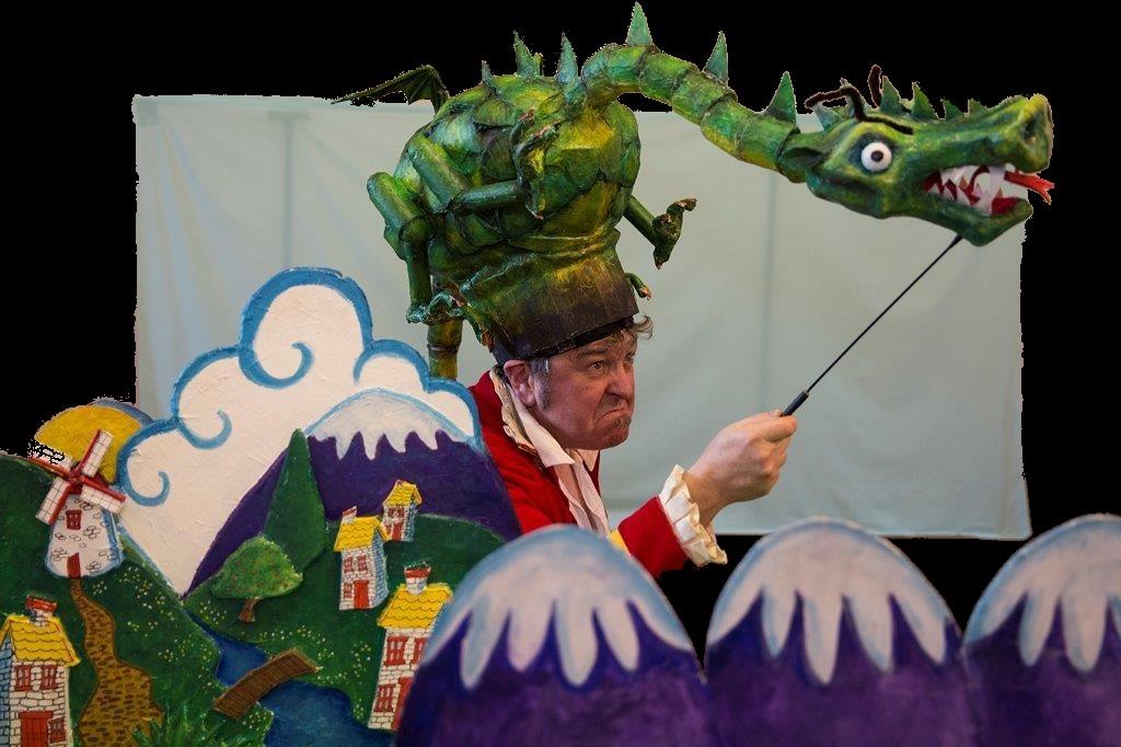 Theatrix arts puppet theatre dorchester festival