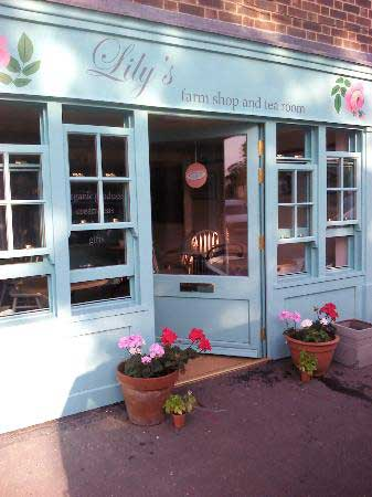 Lilys places to eat during Dorchester Festival
