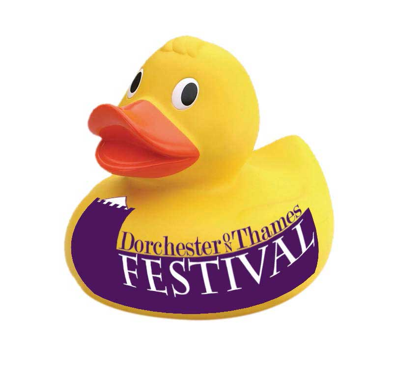 Dorchester Festival rubber duck