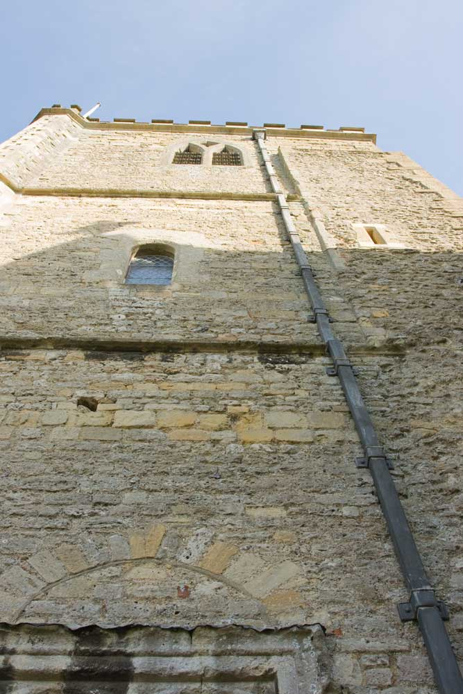 Dorchester Abbey Tower