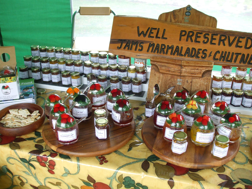 well preserved dorchester food and gift fair