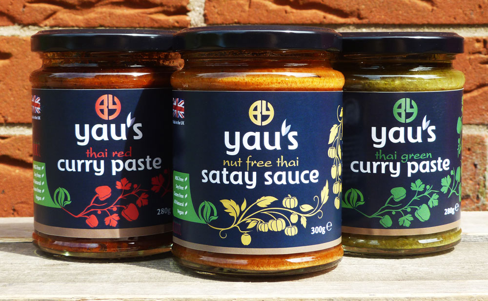 Yaus curry paste dorchester food and gift fair