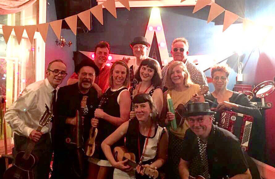 ukulele ska collective dorchester food and gift fair