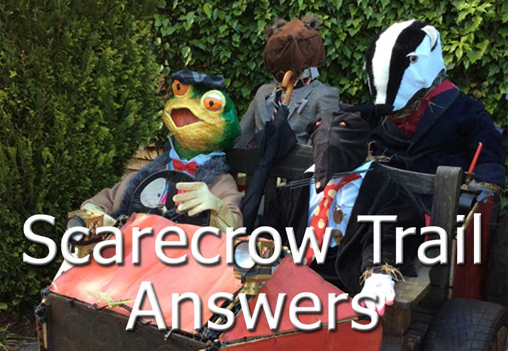 scarecrow answers