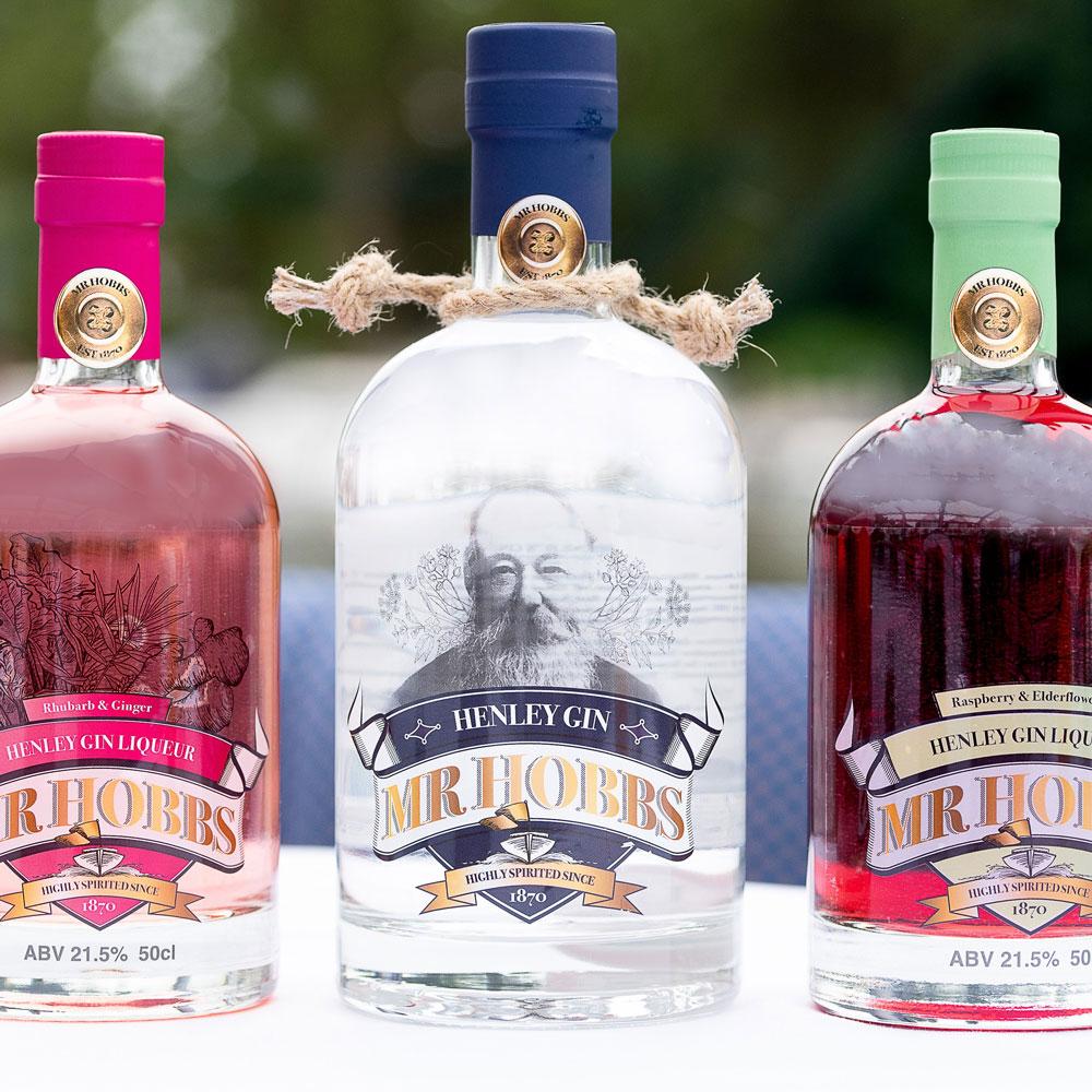 mr hobbs gin tasting dorchester festival