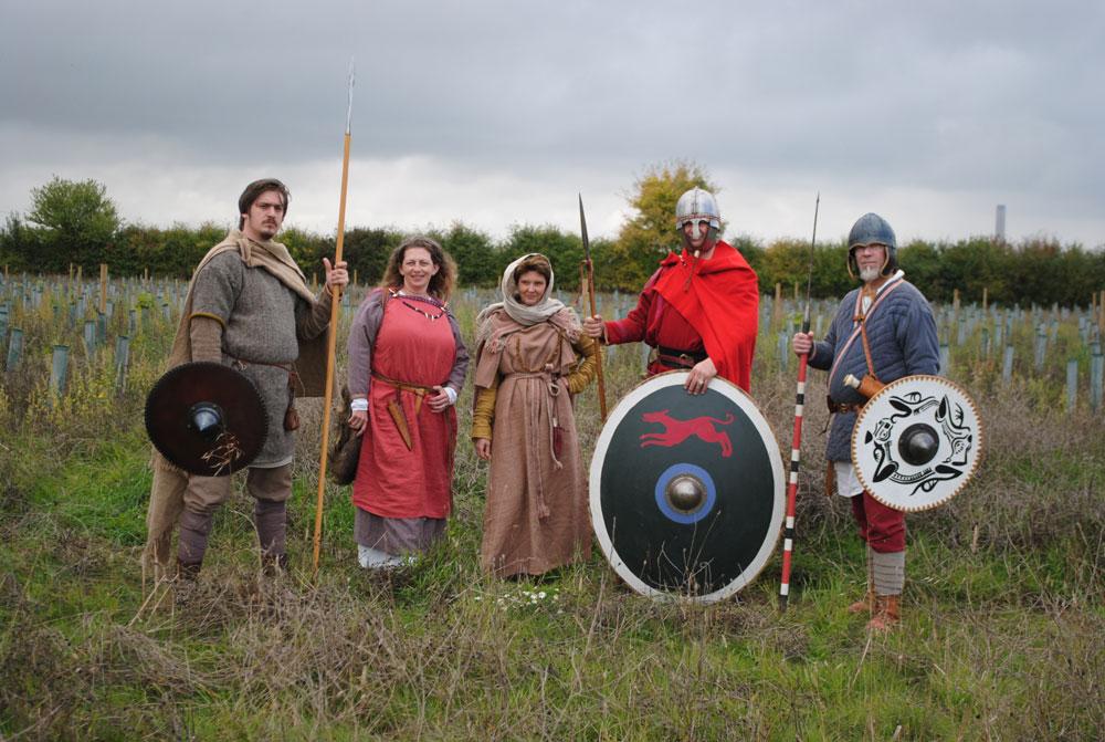 wulfheodenas dorchester festival