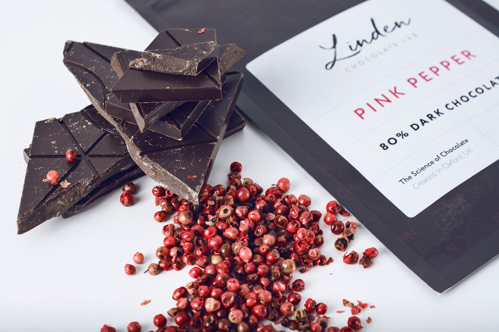 Linden Chocolate dorchester food and gift fair